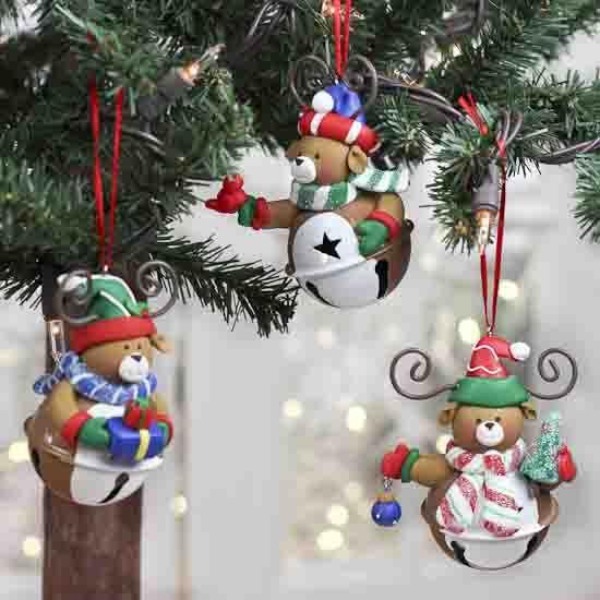 Homemade Christmas Ornaments Jingle Bells: 17 Best Images About Christmas Ornaments On Pinterest