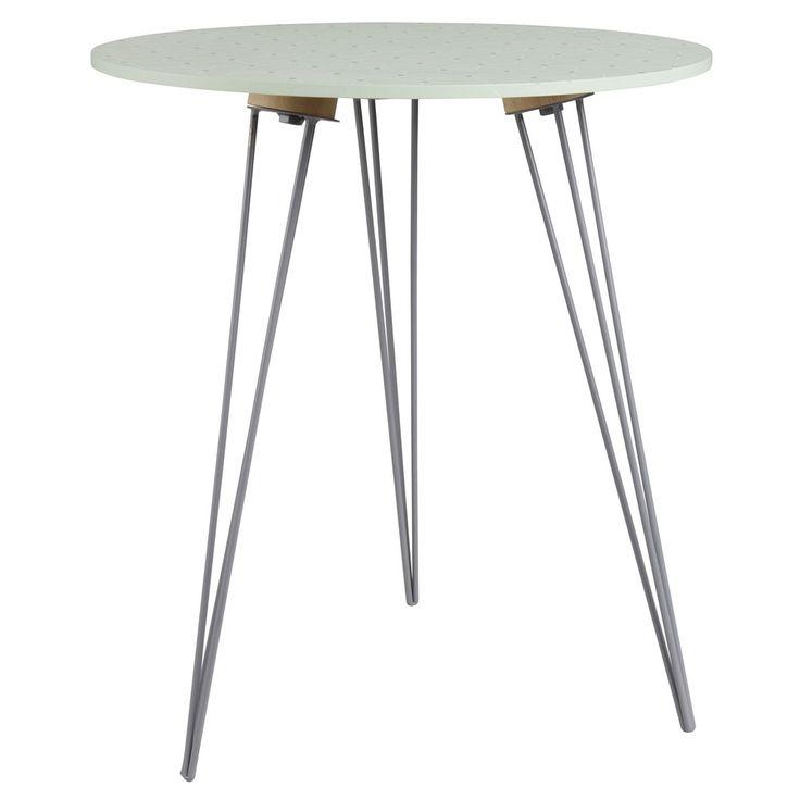 KAGAMI Aqua Vintage End Table