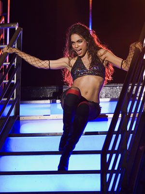 Rosario Dawson as Mimi Marquez in RENT...Always my fave.