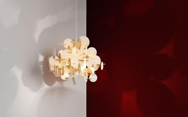 Lampada Bau Pendant -> http://arclickdesign.com/prezzo-lampada-in-legno-colorata-bau-pendant-normann-copenhagen/