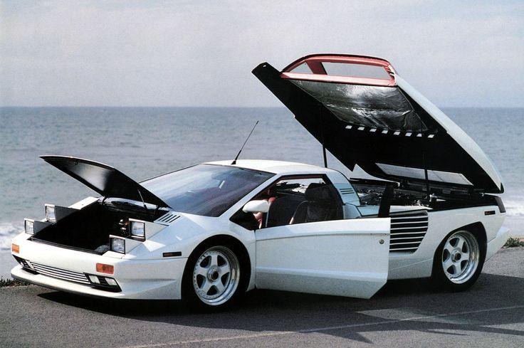 Cizeta Moroder V16T Prototype 1988