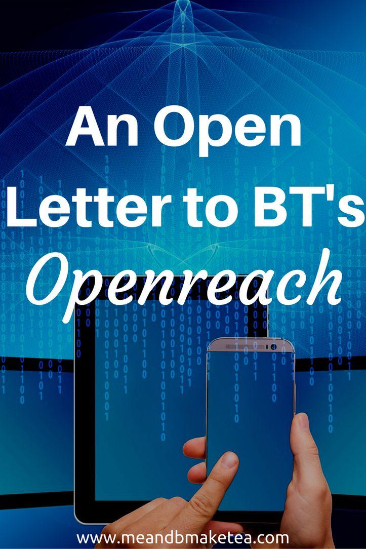 An open letter to BT's openreach on the appalling broadband speeds in WSM!  BT openreach broadband speed test weston super mare UK average digital targets fibre bt infinity reviews problems