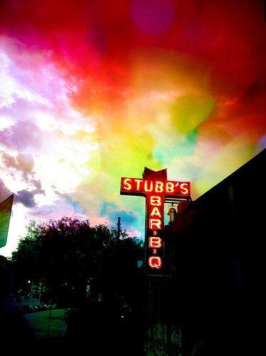 Austin, Texas Stubb's Live Music