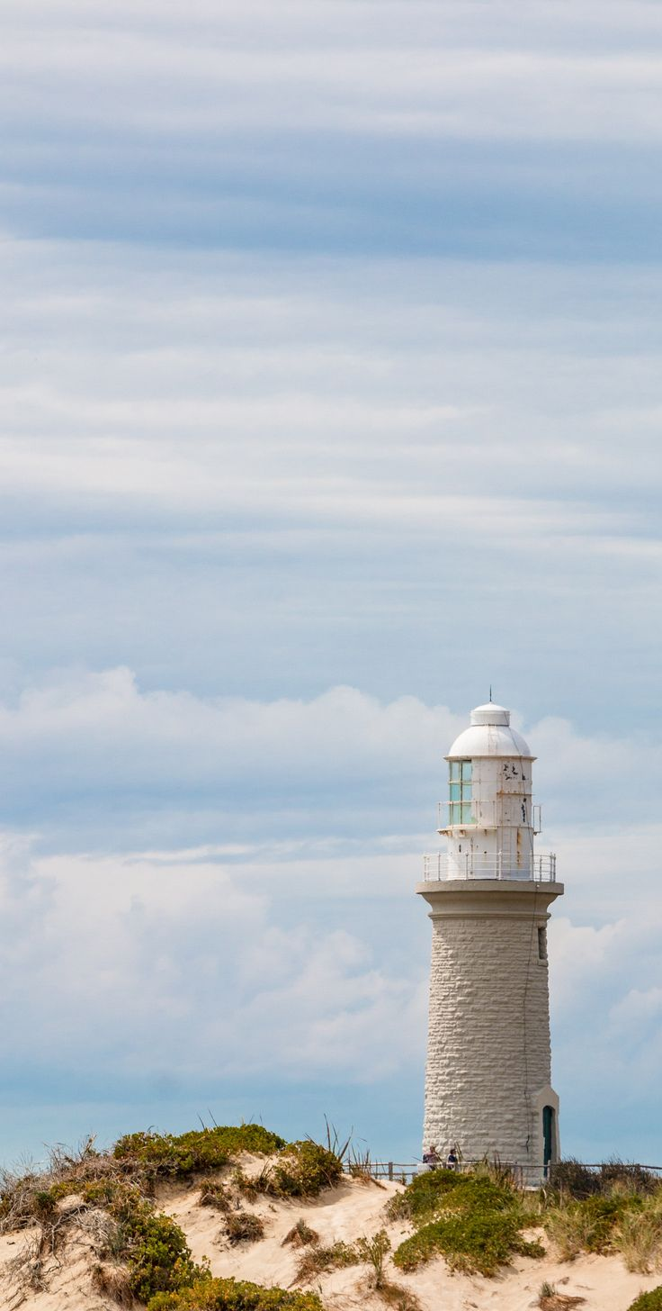 Lighthouse on Rottnest Island, Western Australia. #perth #rottnest #australia