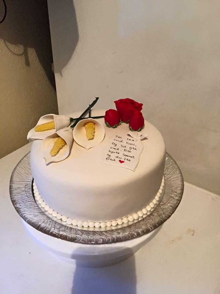 Begravelse kake