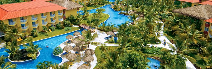 Welcome to Dreams Punta Cana Resort & Spa