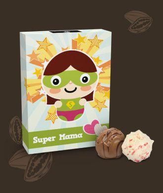 poland Chocolate - Super Mama