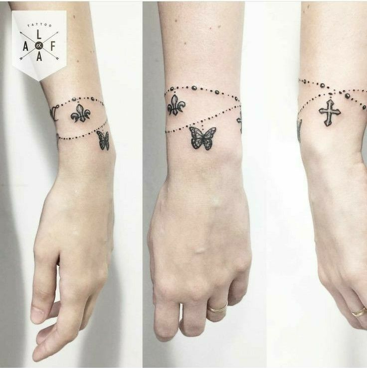 Image Result For Cuff Tattoos For Women: Pin By Judy Archuleta Romero On TATTOO IDEAS