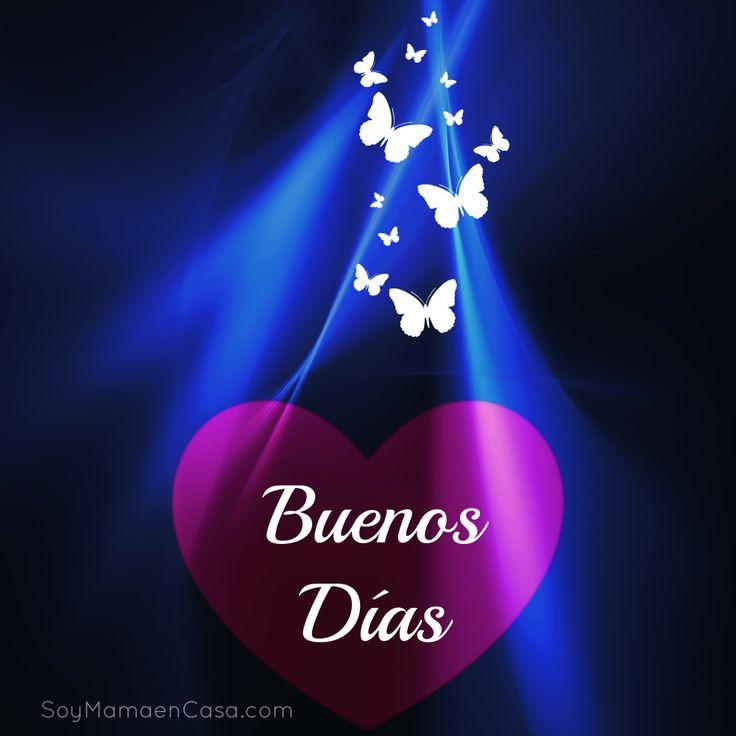 Buenos días #buenos #dias #saludos  www.soymamaencasa.com