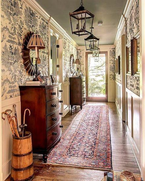 Vintage Foyer Wallpaper : Best ideas about foyer wallpaper on pinterest