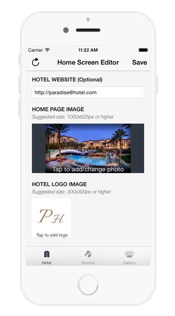 Hotel Booking APP on Behance