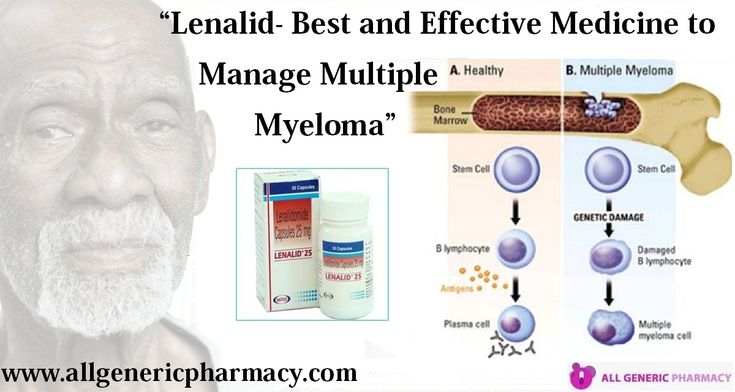 Lenalid 25mg capsule is one of the most commonly used medicines highly suggested for the management of several kinds of cancers including. In addition, this medicine can also be recommended to manage anemia in patients with certain blood/bone marrow disorders (myelodysplastic syndromes-MDS) and may reduce the want for blood transfusions. Buy Lenalid 25mg capsules online from our pharmacy store at a nominal rate and get it delivered to your home. https://goo.gl/CcD5zG #Health #Cancer #Lenalid