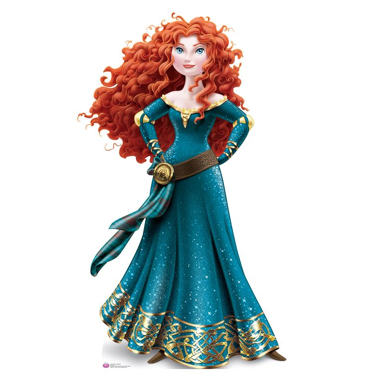 It is a photo of Irresistible Pictures of Merida From Brave