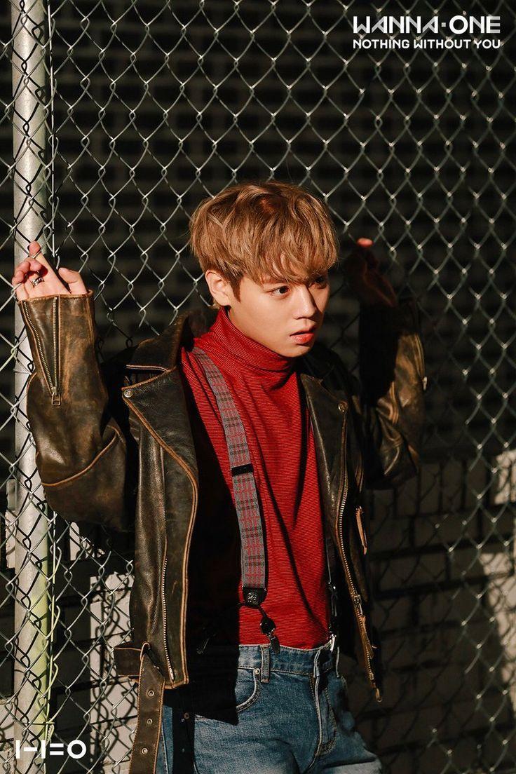 """Wanna One | Park Jihoon Photo  """