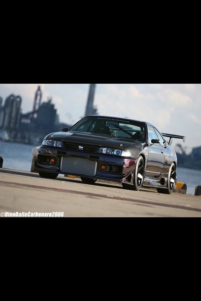 15 Best R33 Images On Pinterest Nissan Skyline Fast Cars And
