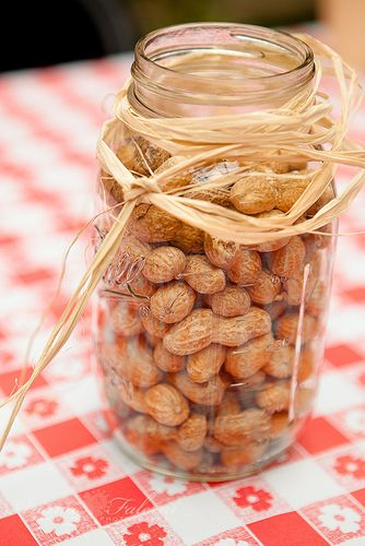 We must have peanuts #Contest #BBQbirthdaybash                                                                                                                                                                                 More