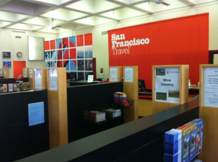 San Francisco Visitor Information Center in San Francisco, CA