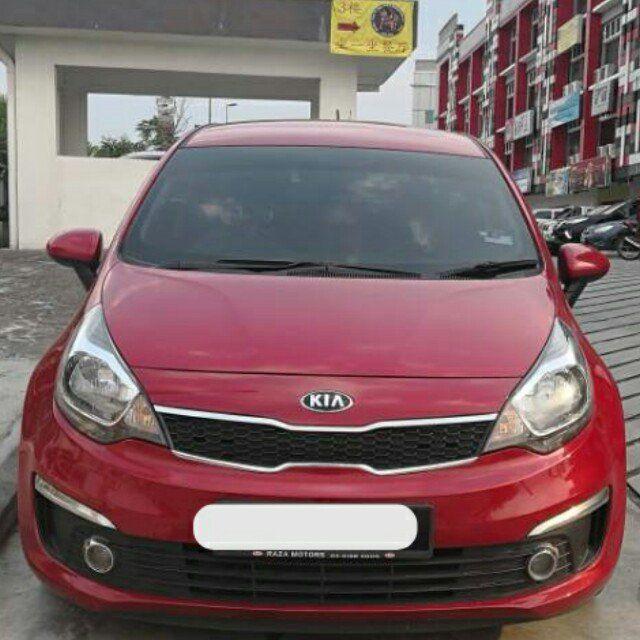Buy Kia Rio K2 1 4l A Sambung Bayar Car Continue Loan In