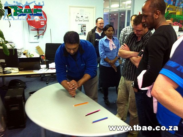 Daikin Airconditioning Minute To Win It Team Building Cape Town #minutetowinit #tbae #teambuilding