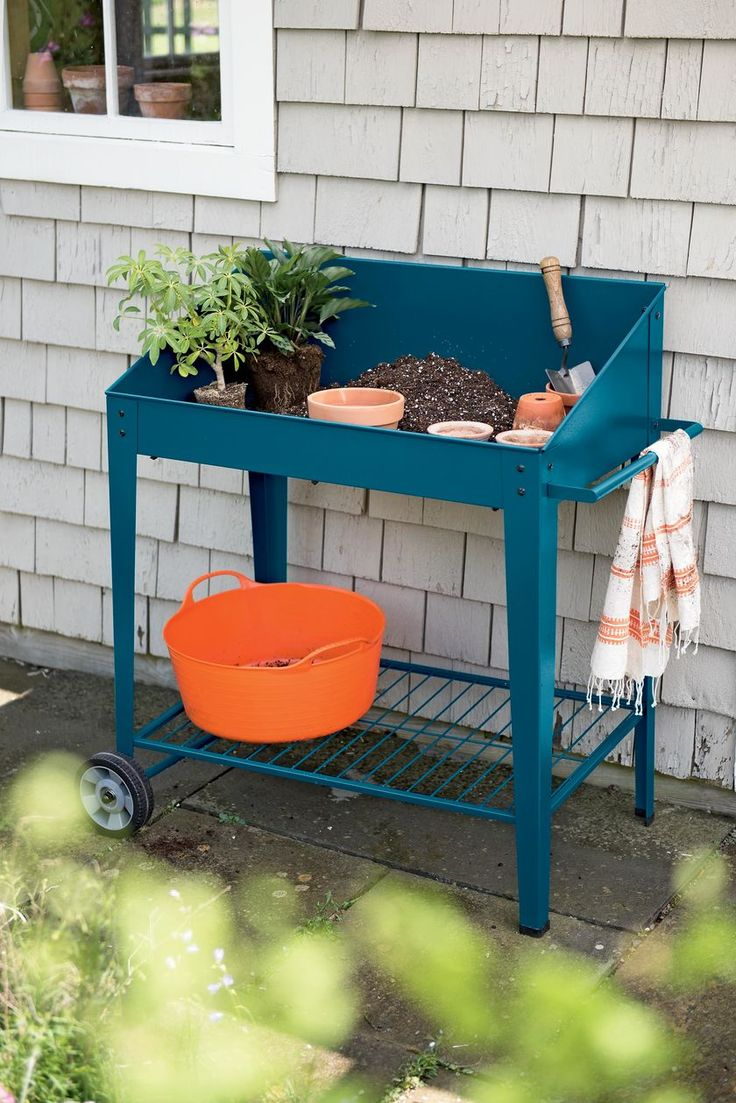 1000 Ideas About Potting Benches On Pinterest Gardening