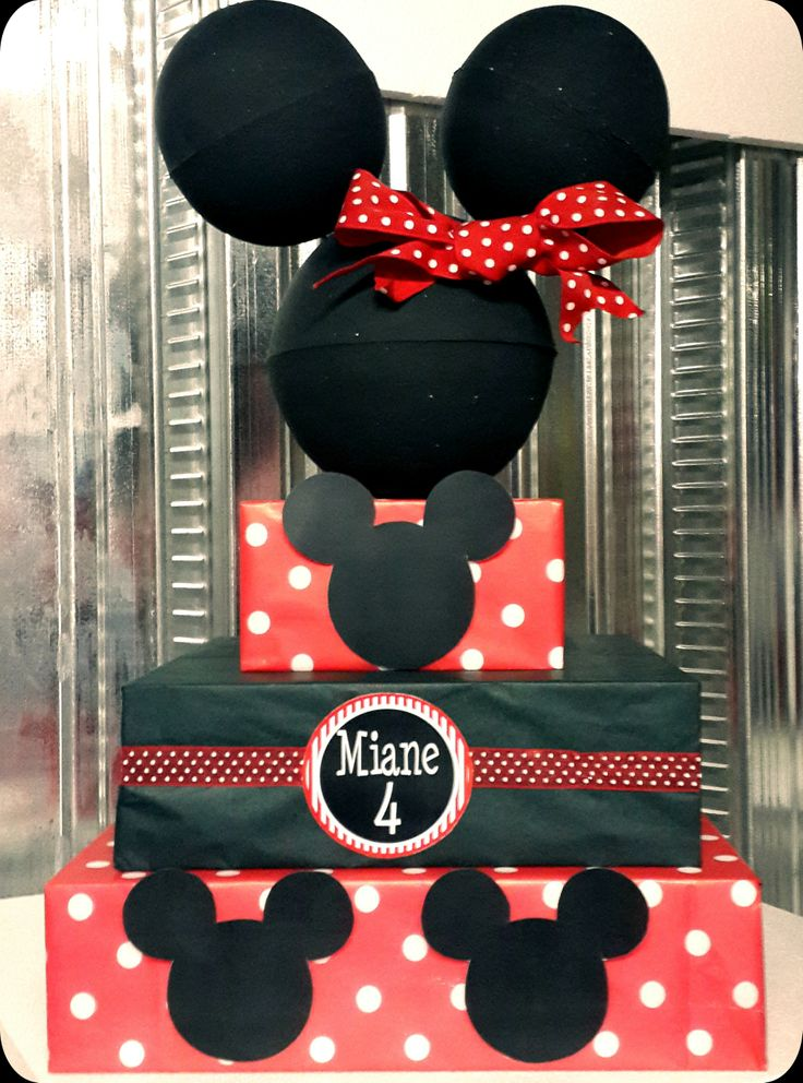 Mini Mouse Centre Piece, enough to make any Mini Party extraordinary..available in store for purchase or rent