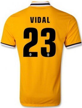 camisetas Vidal juventus 2014 segunda equipacion http://www.camisetascopadomundo2014.com/
