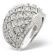 The Diamond Store.co.uk Wide Ring 0.50CT Diamond 9K White Gold Wide Ring 0.50CT Diamond 9K White Gold from The Diamond Store.co.uk the best value Wide Ring 0.50CT Diamond 9K White Gold online, buy now securely with free insurance and delivery http://www.comparestoreprices.co.uk/gold-jewellery/the-diamond-store-co-uk-wide-ring-0-50ct-diamond-9k-white-gold.asp
