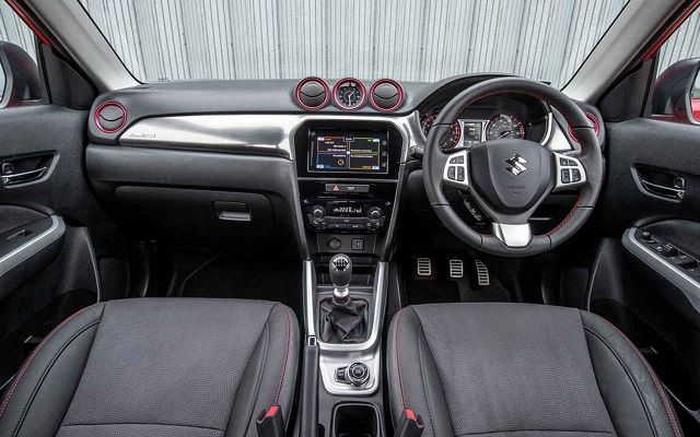 2019 Suzuki Grand Vitara Interior All Sports Cars