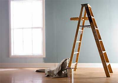 Interior Wall Painting Techniques - Project Prep to How to and Do it Yourself. A home improvement, remodeling and repair article.
