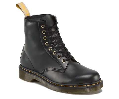 Vegan Dr Marten boots... heavy duty boots without a heavy heart.