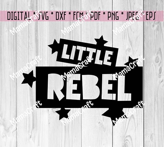 svg little rebel digital scandinavian vector cutting file svg dxf fcm png jpeg pdf eps silhouette cameo brother scanncut cricut