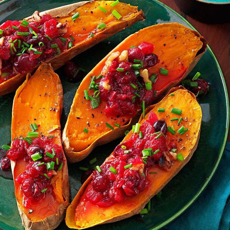 Thanksgiving dinner sweet potato recipes