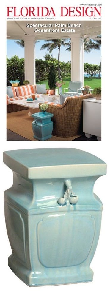 Garden Stool | Stool Ceramic | Outdoor Garden Stools | Ceramic Stool |  Modern Garden Stools
