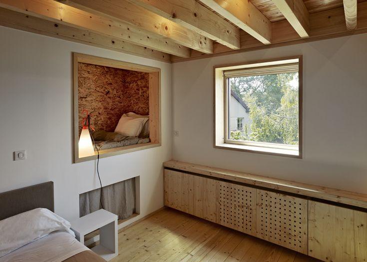Création De 4 Chambres Du0027hôtes By Loïc Picquet