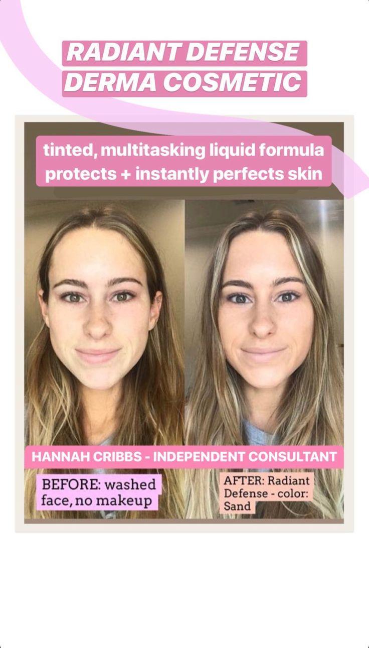 Radiant defense Derma cosmetics