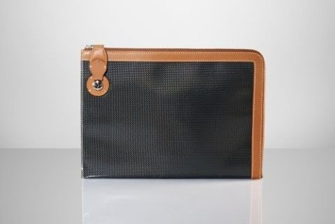 Most expensive award goes to this Ralph Lauren carbon fiber zip folio. You can keep change in there, as well as documents, a spare tie and an iPad. Good to know $2k gets you something these days! There are random wallets that are worth more expensive, but we wanted something that you could actually get. #Wallet #Men's Best Wallet