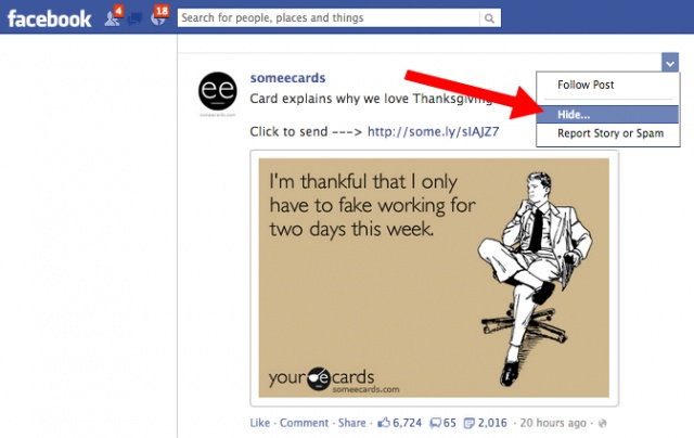 The Simple Reason Facebook Pages Are Losing Reach: Negative Feedback
