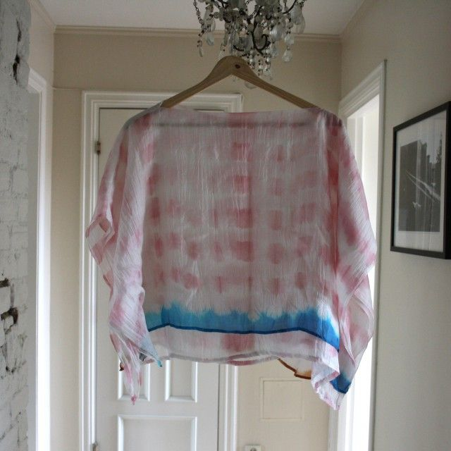 Silk Blouse 100% hand made - KGH Accessories - Nordic Design Collective