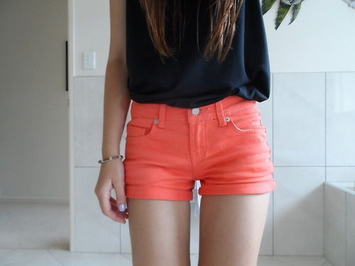 66 best Shorts (coral) images on Pinterest