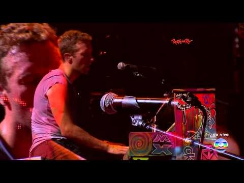 Coldplay - The Scientist Live In Rock In Rio 2011