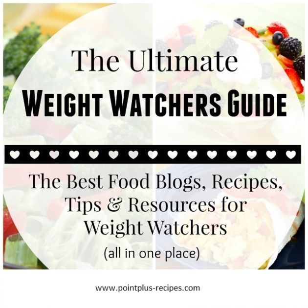 The ultimate guide to weight watchers recipes blogs and - Plat cuisine weight watchers ...