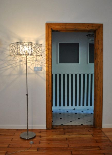 LAMPA podłogowa niezwykly design MYSTIC ROSE - Archerlamps - Lampy podłogowe