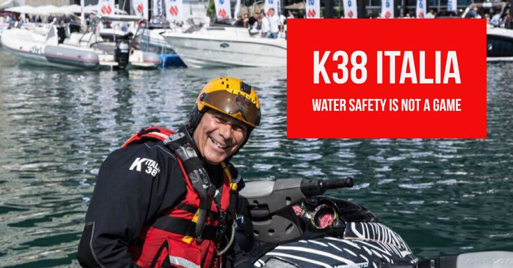https://flic.kr/p/JcSnkc | K38 Italia | K38Italia.it is a rescue water craft service provider in Italy, it is run by Fabio Annigoni and he operator with BRP Sea Doo aquabikes.