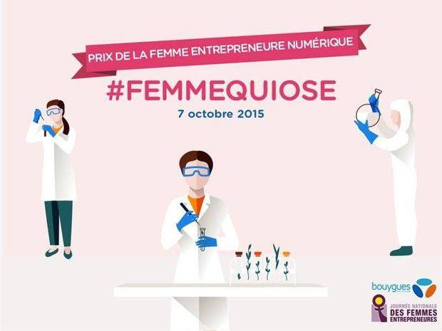 """Bouygues Telecom lance le 4ème """"Prix de la femme entrepreneure numérique"""""""