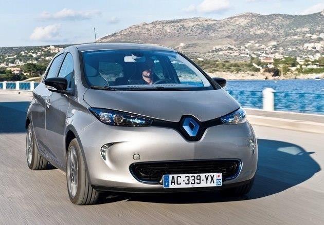 Renault ZOE : 2 formules de location des batteries