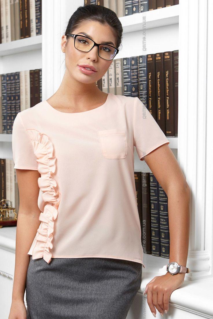 Блуза женская. Блузы, рубашки: Molegi - артикул: 4031703.