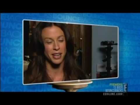 Alanis Morissette's Weight Loss Success with