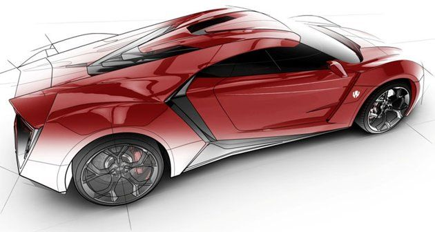addicted to car drawings at the moment