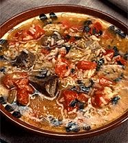 суп харчо, суп, грузинская кухня.
