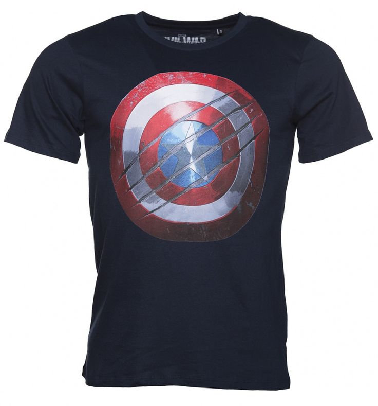 If seeing the latest #Marvel movie is way up your list of priorities, you will appreciate this wicked new #CaptainAmerica tee featuring an updated logo design to tie in with one of the latest movies to hit the big screen, Captain America; Civil War. xoxo #Superhero